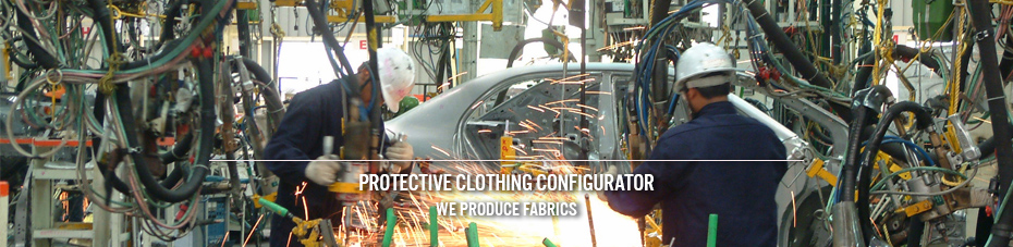 Automotive PPE clothing