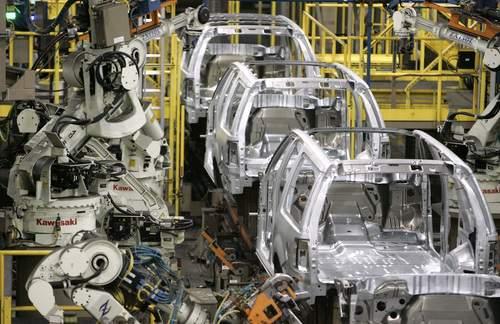 EPI industria automóvil