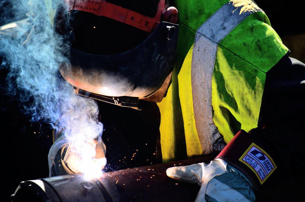 Risks welding Marina Textil