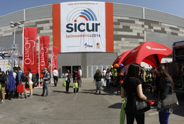 SICUR Chile 2014 feria