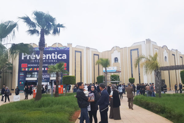 Preventica 2015 fair
