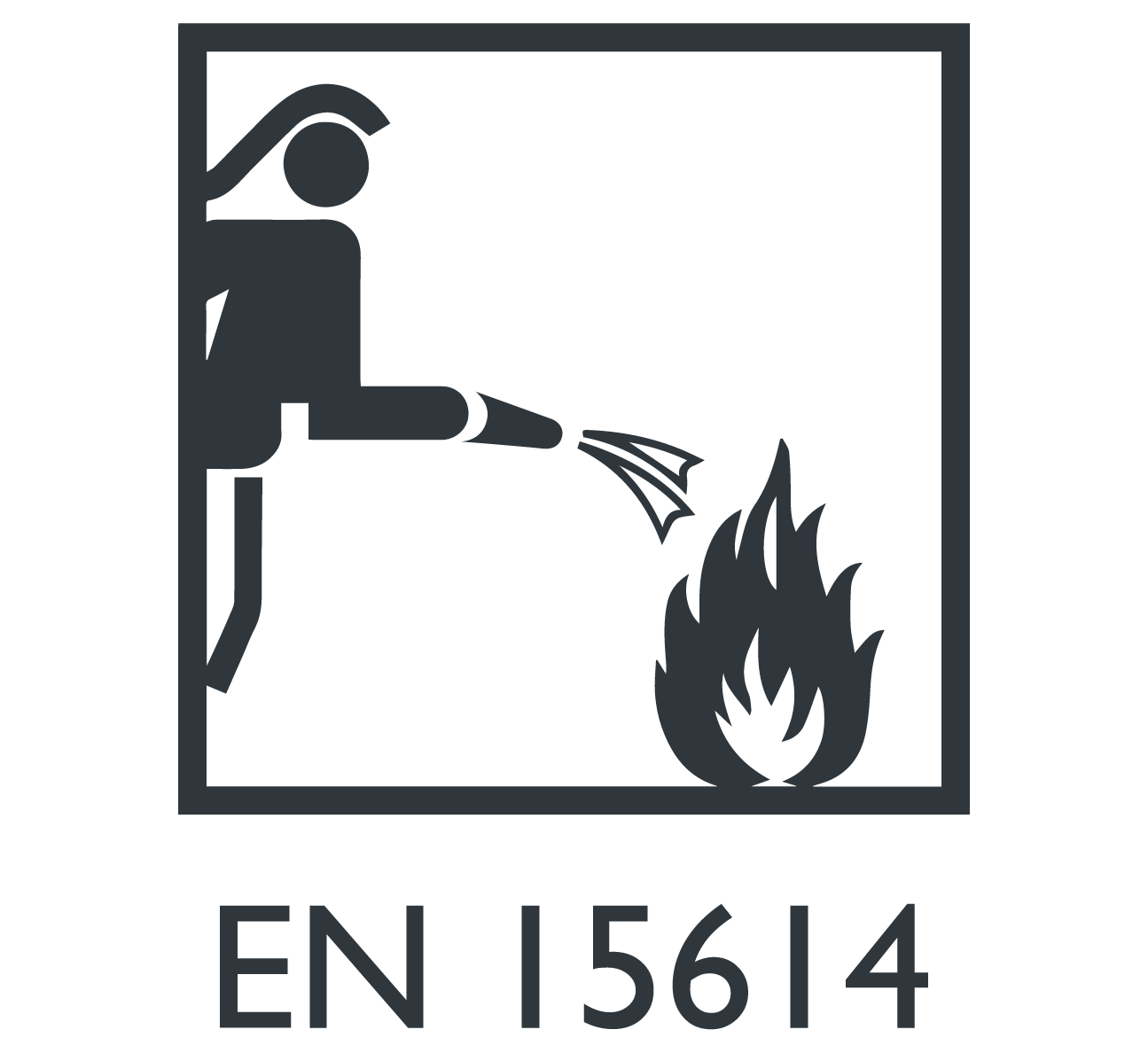 EN 15614 Protective clothing firefighters