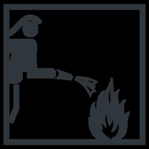 tecido de proteção retardante de chamas Marina Textil