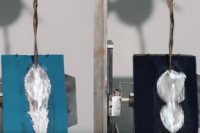 ISO 9185 Molten metal Test Method