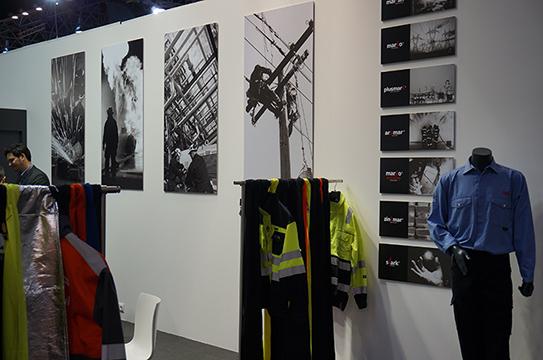 A+A 2015 Marina Textil