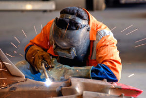 welding PPE protective fabrics Marina Textil