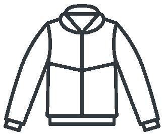 Veste pour EPI (équipement de protection individuelle)